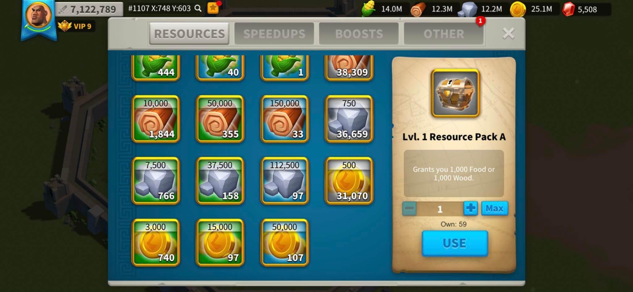 resource tokens