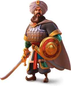 baibars rise of kingdoms