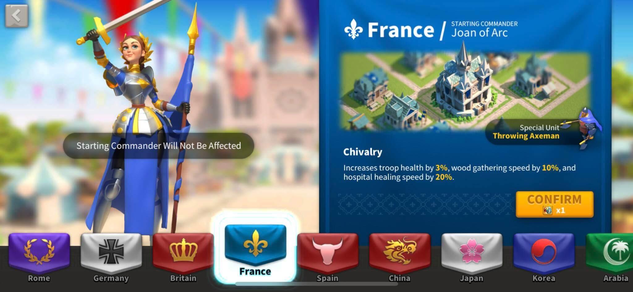 france rise of kingdoms