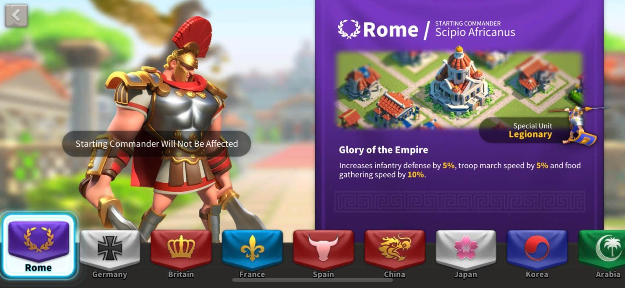 rome rise of kingdoms