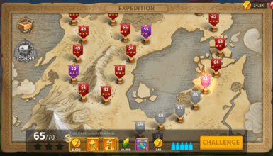 expedition mode rise of kingdoms
