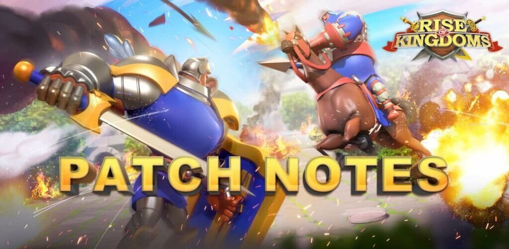 rise of kingdoms update
