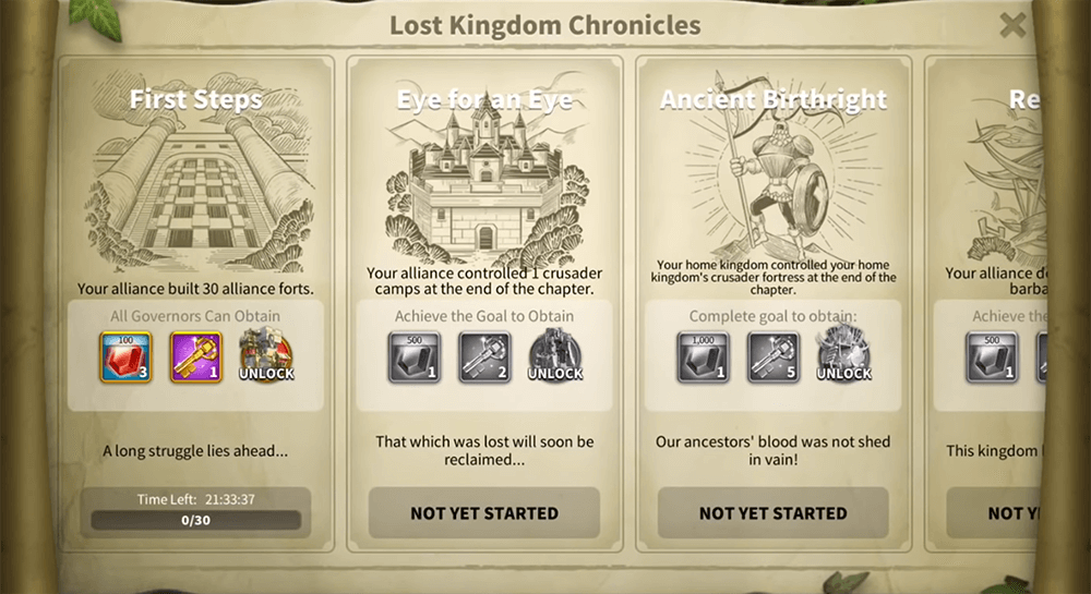 Twilight - The Lost Kingdom Chronicles