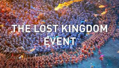the lost kingdom event