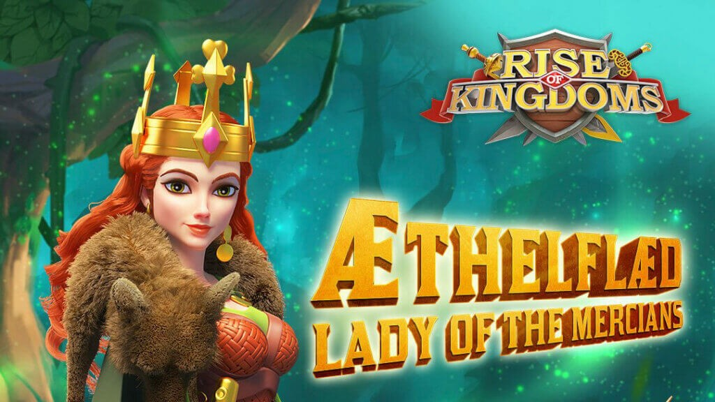 Æthelflæd rise of kingdoms