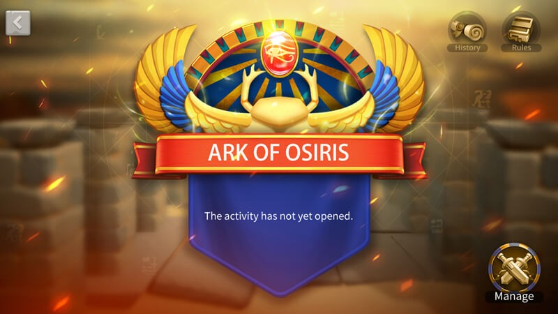 ark of osiris rise of kingdoms