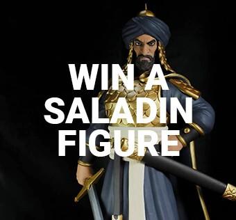 saladin giveaway widget