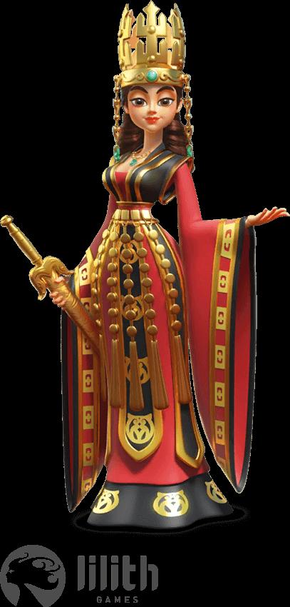 Seondeok Rise of Kingdoms