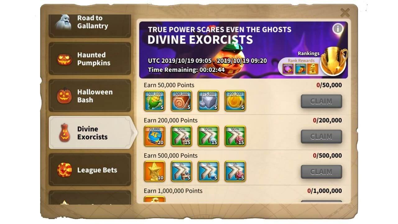 divine exorcists