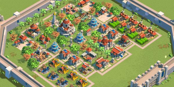 City Layout by u/Rexob85