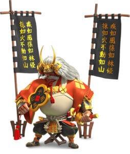 Takeda Shingen Rise of Kingdoms