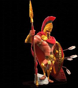 leonidas rise of kingdoms