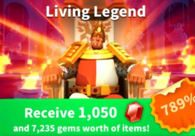 living legend bundle