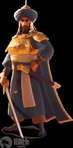 saladin rise of kingdoms