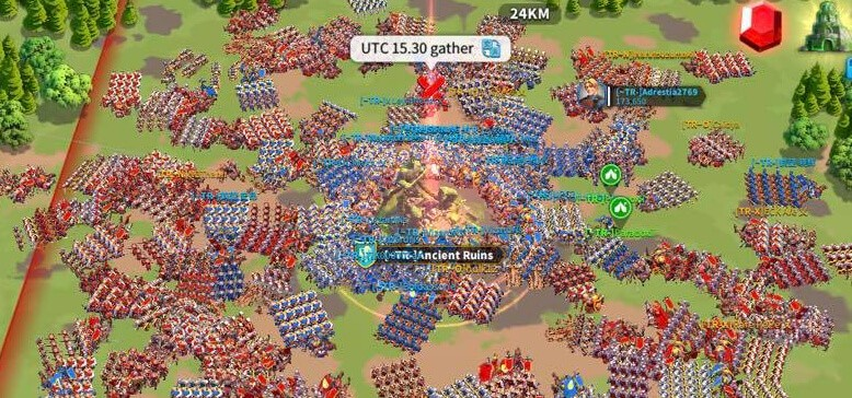 Rise of Kingdoms Ancient Ruins