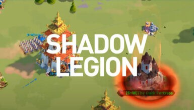Shadow Legion Invasion