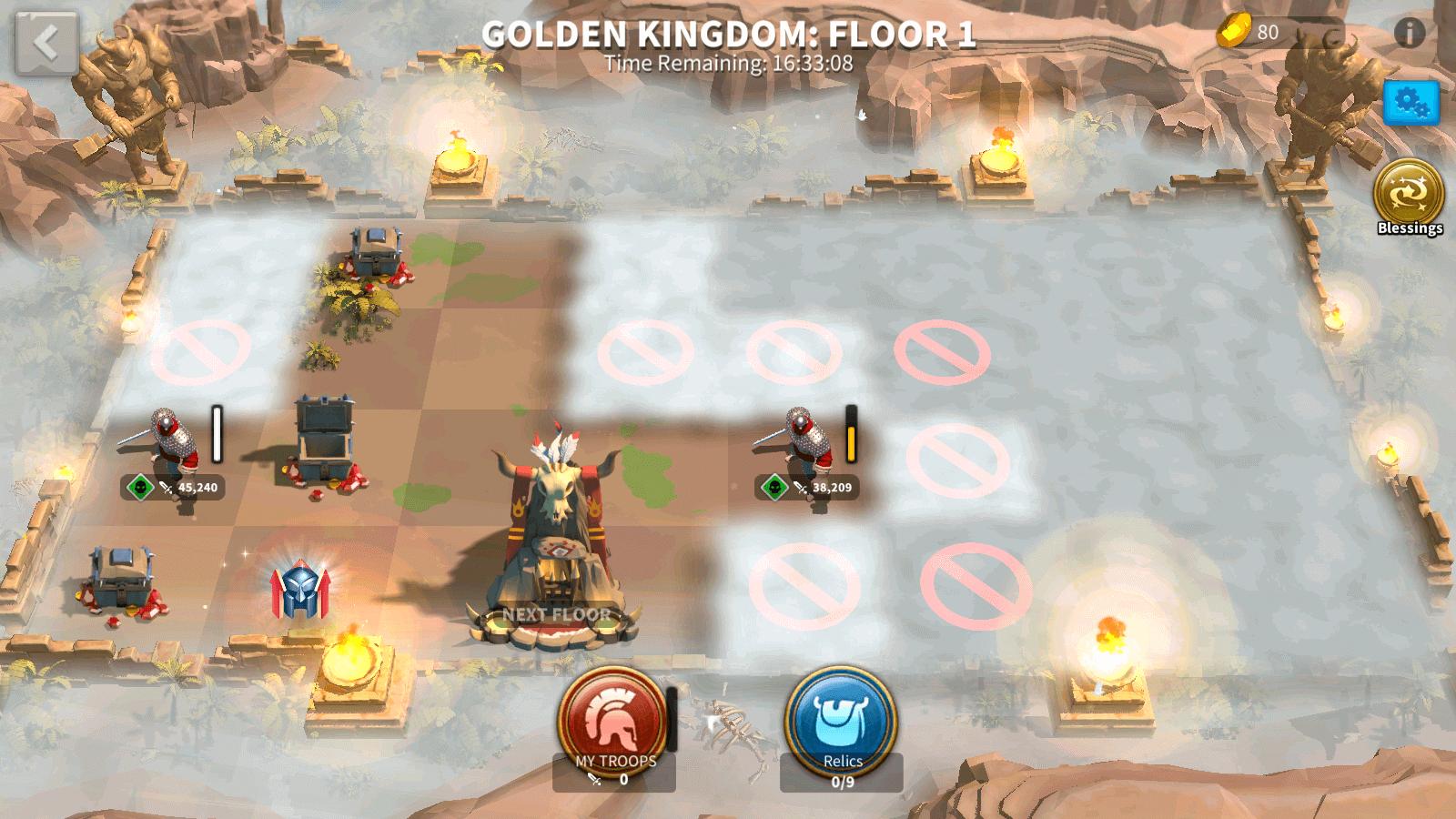 The Golden Kingdom Event 2