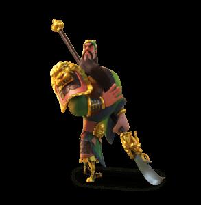 Rise of Kingdoms Guan Yu