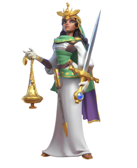 Zenobia Rise of Kingdoms