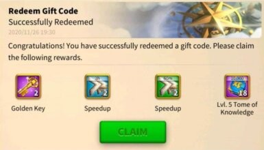 new Rise of Kingdoms code