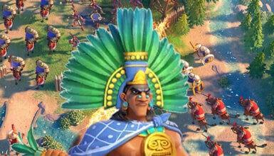 Moctezuma I - Eagle of the Aztecs