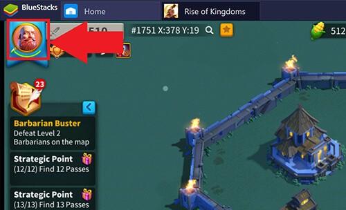 reduce lag Rise of Kingdoms