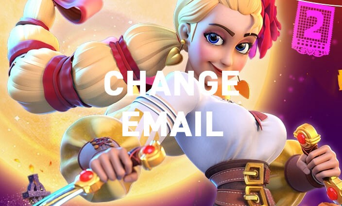 How to Unlink, unbind and change Account Email in Rise of Kingdoms