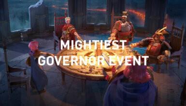 Mightiest Governor Event