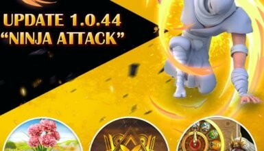 Rise of Kingdoms Update 1.0.44 Ninja Attack