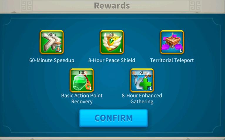 magic box rewards