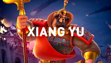 Xiang Yu - King of Western Chu