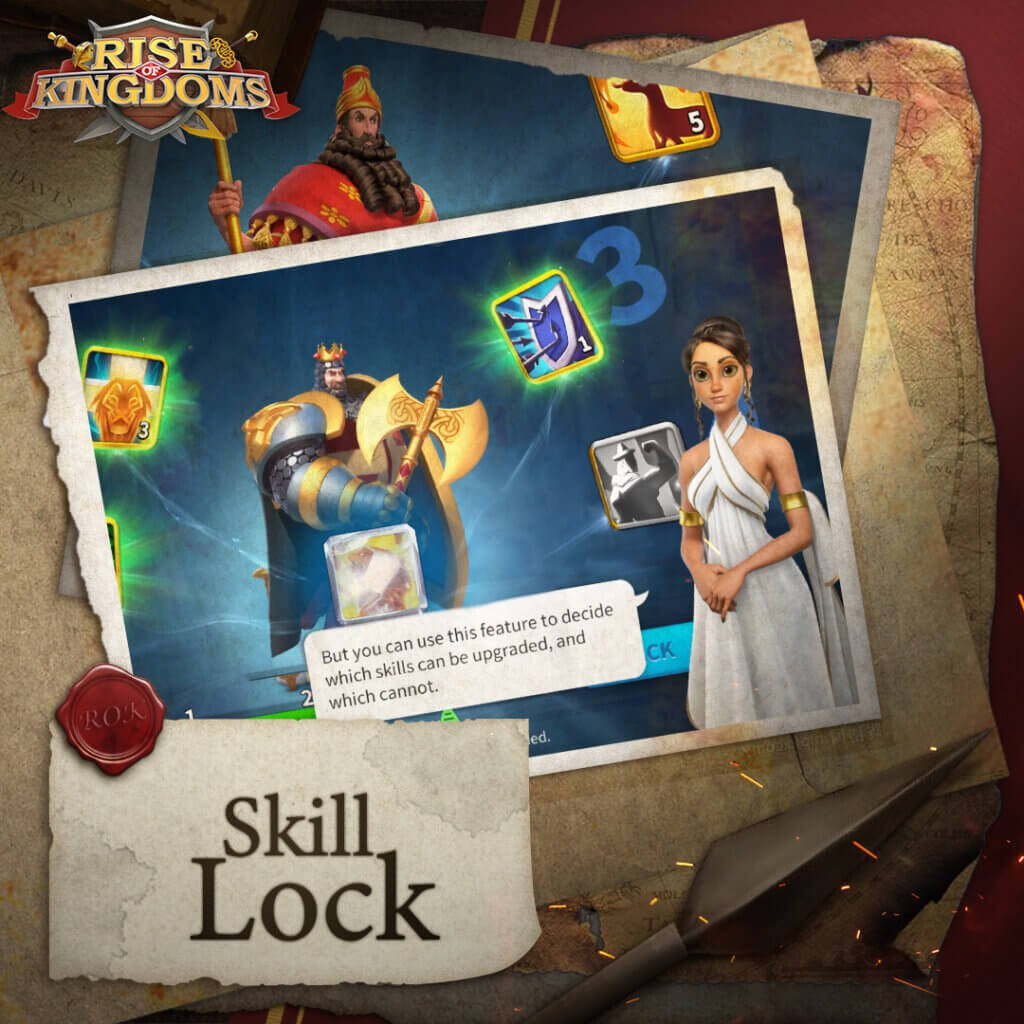 Skill Lock