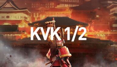 Rise of Kingdoms kvk 1 2