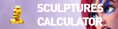 sculpture calculator