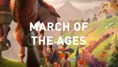 March of the Ages Rise of Kingdoms