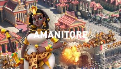 Amanitore - Nubian Kandake